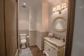 White And Beige Bathrooms Minneapolis Traditional Bathroom Vanities With Bronze Hardware