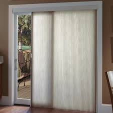 Blinds For Glass Front Doors Cellular Sliders Are A Great Choice For Patio Door Blinds And
