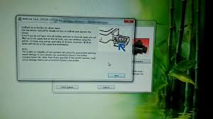 reset printer l210 manual cara mengatasi memperbaiki printer epson l210 it s time to reset
