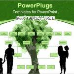 family tree template powerpoint 7 powerpoint family tree templates