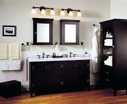 bathroom vanity light height strikingly vanity sconce rise and