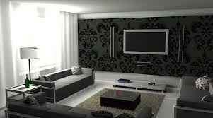 20 modern contemporary black and white living rooms home design