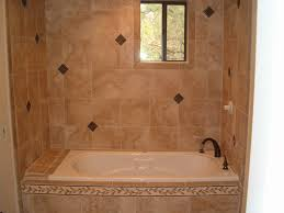 travertine bathroom tile ideas tiled bathtub ideas travertine shower niche click lowe s bathroom