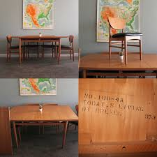 drexel dining room chairs milo baughman drexel u003d mystery help solve it