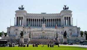 wedding cake rome altare della patria