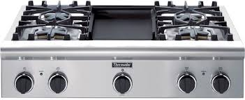 Thermadore Cooktops Thermador Pcg364ed 36 Inch Gas Cooktop With Star Burners 2 W