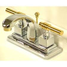 Home Depot Brass Bathroom Faucets Delightful Fine Chrome And Brass Bathroom Faucets Chromepolished