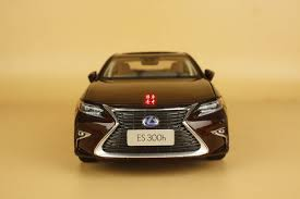 lexus es 350 for sale bahrain 1 18 lexus es 300h dark red color gift ebay