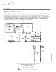john wieland floor plans cadence at woodmont new homes by john wieland homes