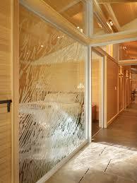 Decorative Beams Artscape Window Film Hall Midcentury With Decorative Glass Exposed