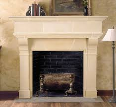 brunswick cast stone fireplace mantels 42 48 old world stoneworks