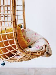 bamboo chair hanging bamboo chair sfgirlbybay