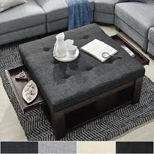 Ottomans Perth Ottoman Coffee Tables Leather Ottoman Coffee Table Awesome Ottoman