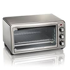 Black And Decker Home Toaster Oven Amazon Com Hamilton Beach Toaster Oven 31411 Kitchen U0026 Dining