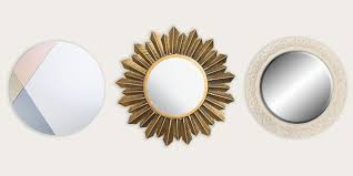 Circle Wall Mirrors 10 Best Decorative Round Mirrors 2017 Round Wall Mirrors Under 300
