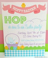 Easter Egg Decorating Party Invitations by Easter Party Invitations U2013 Gangcraft Net
