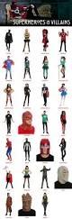 Superhero Halloween Costumes Men 25 Superhero Halloween Costumes Ideas