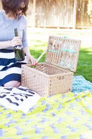 picnic basket ideas diy picnic basket lovely indeed