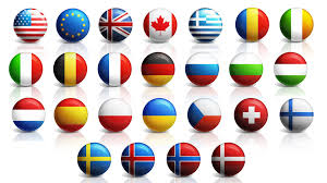 Irish Flag Wallpaper Germany Russia Sweden France Norway Hungary Canada Ireland Flags