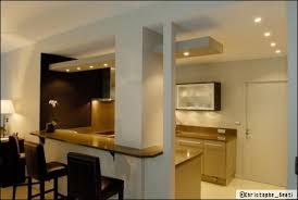 cuisine avec comptoir bar cuisine ouverte avec comptoir bar maison parallele