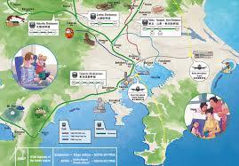 Kanto Map The Story Of Tokyo Skytree Manga Design Guide Tokyo Skytree