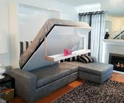 floating couch this cleverly designed murphy sofa float is a bed a wall and a