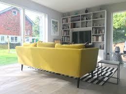 yellow velvet couch astounding tori spelling orange tufted sofa