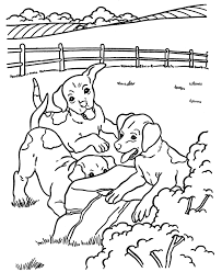 Dog Coloring Pages Printable 492601 Dogs Color Pages