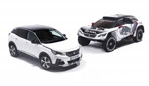 peugeot new sports car brand new peugeot 3008 dkr ready for dakar challenge peugeot sport