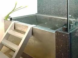 Small Bathroom Ideas With Tub Small Soaking Tub Seoandcompany Co