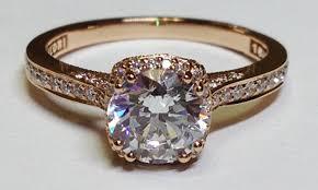 vintage wedding ring sets classic border and grain set