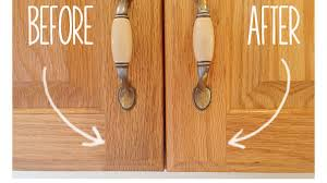 what to use to clean wood cabinets erase accumulated kitchen grime with this two ingredient solution