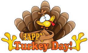 turkey happy thanksgiving clipart clipartxtras photobaze