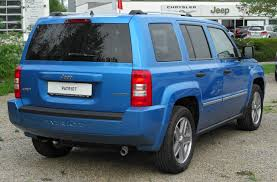 jeep patriot 2 0 crd file jeep patriot limited 2 0 crd rear 20100429 jpg wikimedia