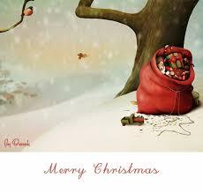 koleksi gambar merry christmas design ala denok