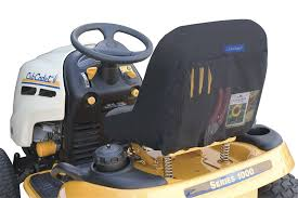 amazon com cub cadet 49233 lawn tractor seat cover patio lawn