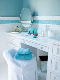 photos hgtv blue bathroom with subway tile shower imanada recycled
