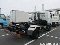 used mitsubishi truck 2002 mitsubishi fuso fighter truck for sale stock no 35657