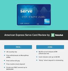 best prepaid debit card with no monthly fee 2018 american express serve review wallethub editors wallethub