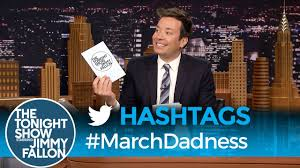hashtags marchdadness youtube