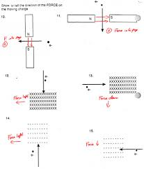 right hand rule archives regents physics