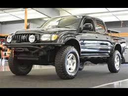 tacoma toyota 2003 2003 toyota tacoma v6 low trd road sr5 4x4 racks winch