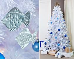 diy aluminum embossed ornaments for an the sea