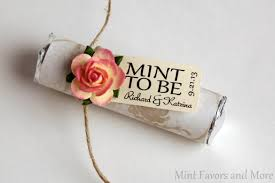 mint to be wedding favors 24 favor tag templates free sle exle format