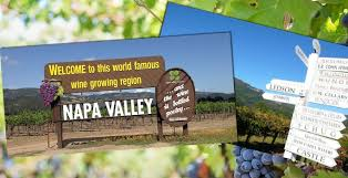 Map Of Napa Wine Tour Napa Valley From San Francisco Best Ideas Of Wine