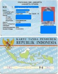 buat e ktp jakarta 10 evolusi bentuk ktp indonesia kamu pernah punya yang mana