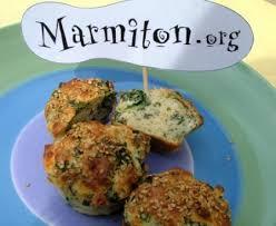 cuisiner le vert des blettes muffins blancs et verts blettes et feta recette de muffins