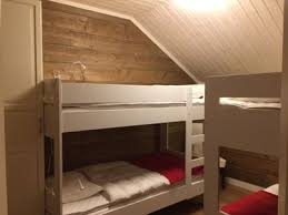 3 Level Bunk Bed åre N Holiday Chalet åre Sadeln New Logghouse With Stunning