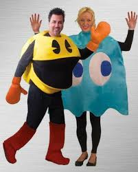 Pacman Halloween Costume Video Game Character Costumes Buycostumes