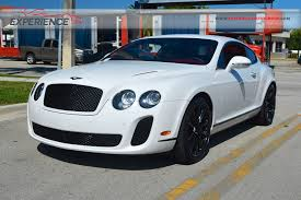 bentley supersports price used 2010 bentley continental supersports for sale fort